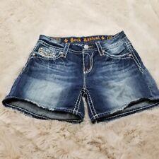 NWOT Rock Revival Julie Shorts 27 Womens Denim Jean