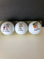Bubba Gump Shrimp Golf Balls 3
