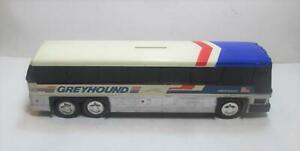 """Greyhound Americruiser 10"""" Coach Bus Toy Coin Bank No. 200"""