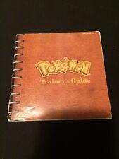 pokemon yellow gameboy Manual
