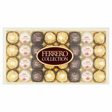 Ferrero Rocher Collection Assortment Milk Chocolate Christmas Gift Box