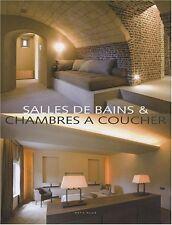 NEW - Salles de bains et chambres à coucher - 9782930367491 - NEW