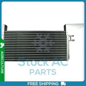 A/C Condenser fits John Deere Combine Mod 9050/9660 - Without Fuel Cooler