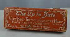 Antique M. Hohner Harmonica Box