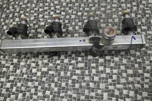 LPG CNG Gas Injektoren mit Rail Opel 55491025 67R-010310C #MRT77