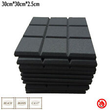 10PCS Acoustic Foam for Soundproofing Studio Private Custom Listening Room