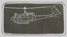 Ricamate patch namemsschild Bell uh-1d multifunzionali elicottero... a3534