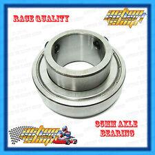 Go Kart 35Mm Freespin Racing Axle Bearing Each Non Contact Shields Sb207Zz