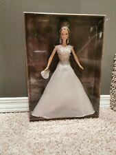 Badgley Mischka Bride Barbie Doll B8946-9993 NRFB w Shipper