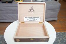 Wooden Montecristo Empty Cigar Box - Havana Cuba - Perfect for Cigar or Jeweller