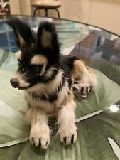 Husky Real Fur Model - 5 1/2 Inches Long