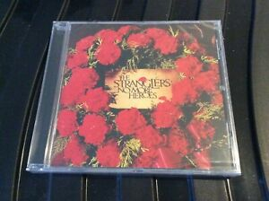 THE STRANGLERS NO MORE HEROES CD ALBUM NEW AND SEALED. F1