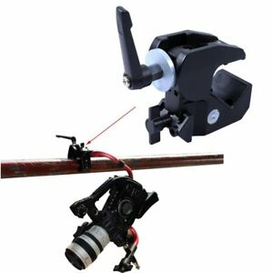 Super Clamp Without Stud for many photographic applications