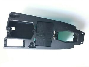 HPI Rush Evo Top deck with 3D printed Receiver cover and clip. P/N A483