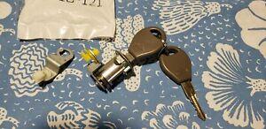 Vintage New Door Lock W/ Keys For Nissan Pulsar 1983-86