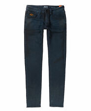SuperDry Winter Wilson Jeans Deep Aged Men's 36x32 NWT Authentic