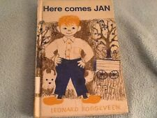 HERE COMES JAN BY LEONARD ROGGEVEEN EX LIBRARY COPYRIGHT 1968