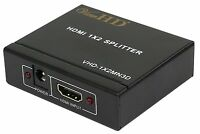 ViewHD 1x2 HDMI Splitter v1.3b One Input to Two Output