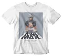 Mad Max T-shirt Movie Film V8 interceptor pursuit car police freedom fighter bad