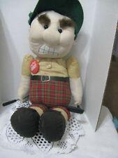 Golfer Doll ~ **Gift Idea