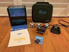 EXCELLENT! Anki Cozmo - Collector's Edition Robot for Kids + Carrying Case