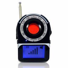 GPS GSM WIFI Anti-Spy Laser camera lens SMS DV RF Signal Detector Finder spy bug