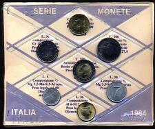 Mini Serie Divisionale Sigillate in FDC 1984