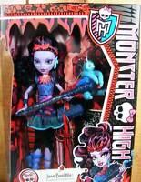 New Monster High  Jane Boolittle Doll In Hand  Worldwide Shipping!