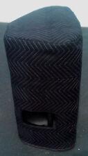 YORKVILLE NX750P NX 750 P Premium Padded Black Covers (2)  Qty of 1 = 1 Pair!