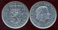 PAYS BAS  1  gulden  1971