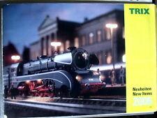 Catalogo TRIX 2006 novità - DEU ENG-  [TR.24]