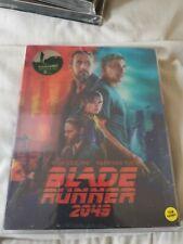 Blade runner 2049 - Kimchidvd LENTICULAR - 3D BLU-RAY STEELBOOK - NEW SEALED