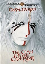 CLAN OF THE CAVE BEAR New Sealed DVD Warner Archive Collection Daryl Hannah