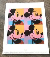 Mickey Mouse Offset-Lithgraphie