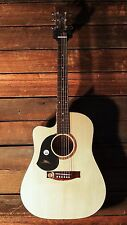 Maton SRS60C-LH Maple Back & Sides Left Handed Acoustic Guitar w/Hardcase *NEW*