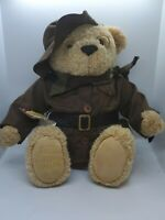 DANDEE 100 ANNIVERSARY COLLECTOR'S EDITION PRESIDENT TEDDY ROOSEVELT PLUSH BEAR
