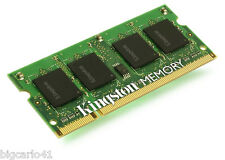 KINGSTON Ram SO-DIMM DDR2 Kingston 4GB KIT(2 da 2 GB) 800MHZ [KTA-MB800K2/4G]