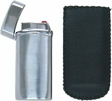 Atomic Electronic Lighter - Nizza Turbo Jet Flame Refillable - Ideal Gift