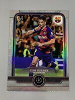 Luis Suarez 2019-20 Topps Museum Collection UEFA Champions League Base #58
