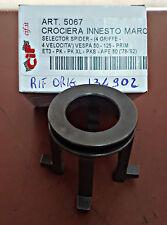 CROCIERA CAMBIO INNESTO 4 MARCE CIF 5067 VESPA 50 125 APE 50 PK XL RIF. 1349026