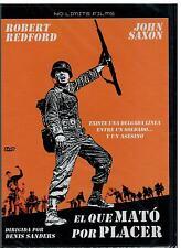 El que mato por placer (War Hunt) (DVD Nuevo)
