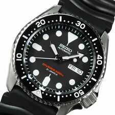 Seiko Automatic SEIKO DIVERS men's automatic watch SKX007J1 DIVERS US SHIP*4