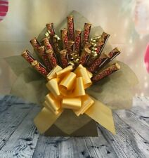 Rolos Chocolate Bouquet - Valentines Day Gift - Thank you - birthday - Hamper