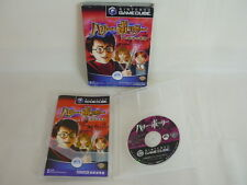 HARRY POTTER and Chamber of Secret Game Cube Nintendo Japan gc