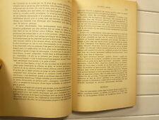 JUILLET 1970 N° 34 REVUE FRANCAISE DE PSYCHANALYSE CHEZ PUF COSNIER BERGERET ETC