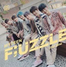 MYTEEN 2nd Mini Album [F;UZZLE] CD+Photobook+P.Card+Postcard+Puzzle Card+Sticker