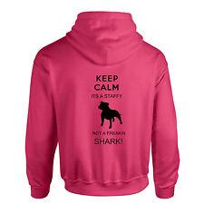 Staffordshire bull terrier, staffie,staffy hoodie