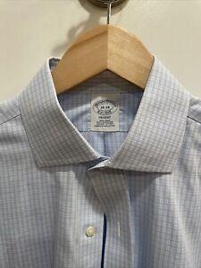 BROOKS BROTHERS - REGENT - NON-IRON - MEN'S DRESS SHIRT - SIZE: 16 - 34