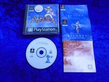 ps1 ADVENTURES OF ALUNDRA + Map + Hints, Tips & Cheats Book Game PAL  ps2 ps3