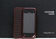 Nokia  N97 mini - 8GB - Braun (Vodafone) Smartphone